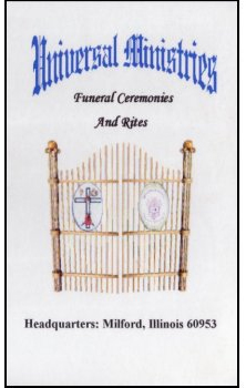 Funeral Ceremonies & Rites Book