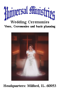 Ceremonies, Vows & More